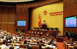 Nghị quyết gia nhập Công ước số 105 của Tổ chức Lao động quốc tế về Xóa bỏ lao động cưỡng bức