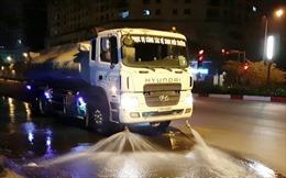 Hà Nội chi 114 tỷ đồng rửa đường chống nóng, giảm ô nhiễm