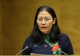 Quốc hội thông qua Luật Hòa giải, đối thoại tại Tòa án