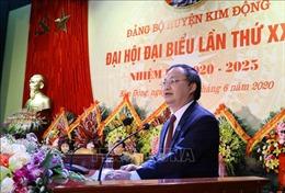 Kinh nghiệm từ Đại hội điểm Đảng bộ huyện Kim Động, Hưng Yên