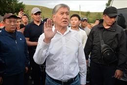 Cựu Tổng thống Kyrgyzstan bị kết án 11 năm tù