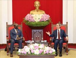Ngân hàng Thế giới tiếp tục hỗ trợ Việt Nam trên con đường phát triển