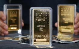 Giá vàng châu Á đi lên phiên cuối tuần