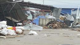 Khả năng tiếp tục xuất hiện các hiện tượng lốc xoáy nguy hiểm