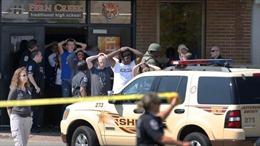 Mỹ bắt đối tượng tình nghi xả súng làm 2 người thương vong trong công viên