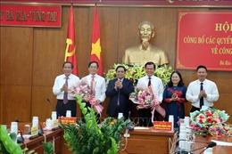 Bộ Chính trị điều động, phân công đồng chí Phạm Viết Thanh làm Bí thư Tỉnh ủy Bà Rịa-Vũng Tàu