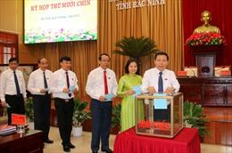 Kiện toàn nhân sự chủ chốt của tỉnh Bắc Ninh
