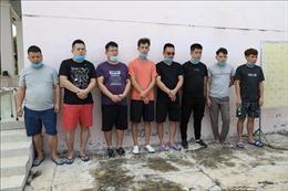 Tây Ninh kịp thời tạm giữ 11 đối tượng chuẩn bị xuất cảnh trái phép