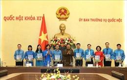 Phó Chủ tịch Quốc hội gặp mặt Đoàn đại biểu cán bộ chủ chốt Công đoàn Thủ đô