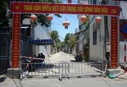 Người dân có thể xem trực tuyến các đường đang phong tỏa ở Đà Nẵng