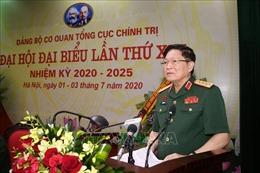 Đại hội đại biểu Đảng bộ Cơ quan Tổng cục Chính trị nhiệm kỳ 2020 - 2025