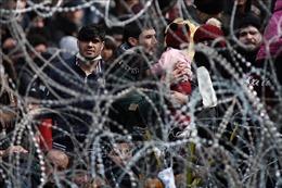 Thổ Nhĩ Kỳ chặn đứng âm mưu buôn người vào châu Âu