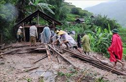 Hà Giang: Đề nghị hỗ trợ kinh phí khắc phục cơ sở hạ tầng, khôi phục sản xuất