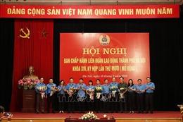 Hà Nội:Nắm bắt tình hình công nhân viên chức, lao động sau dịch COVID-19