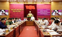 Phát triển tỉnh Hòa Bình trong mối liên kết tổng thể vùng Trung du và miền núi phía Bắc
