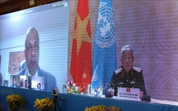 Nâng cấp độ sẵn sàng của Đội Công binh Việt Nam tham gia gìn giữ hòa bình