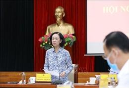 Trưởng ban Dân vận Trung ương: Tăng cường nghiên cứu, nắm chắc tình hình nhân dân