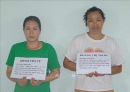 Bắt 2 đối tượng đưa 9 người nước ngoài nhập cảnh trái phép vào Việt Nam