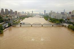 Trung Quốc tăng cường công tác phòng chống lũ lụt