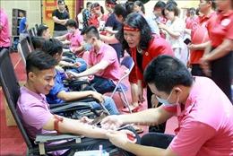 Thu hơn 570 đơn vị máu từ Chương trình 'Hành trình đỏ' tại Bắc Giang