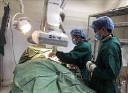 Bình Dương: Lần đầu đặt máy tạo nhịp tim vĩnh viễn cho bệnh nhân