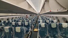Cận cảnh chuyến bay tới Guinea Xích đạo đón 219 công dân Việt Nam về nước