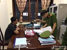 Tạm giữ quyền Trưởng phòng thuộc Ban Dân tộc tỉnh Nghệ An