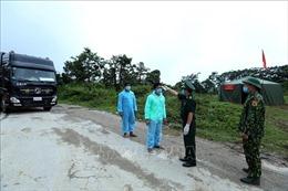 Lực lượng Quân đội kiên quyết ngăn chặn nhập cảnh trái phép vào Việt Nam