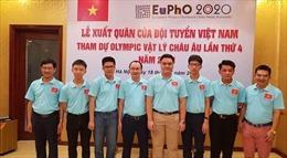 Nguyễn Mạnh Quân đoạt HCVOlympic Vật lý châu Âu năm 2020