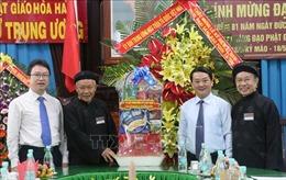 Chúc mừng Đại lễ kỷ niệm 81 năm Ngày khai sáng đạo Phật giáo Hòa Hảo