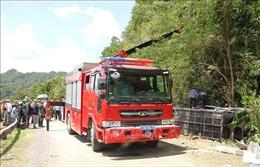 Thăm hỏi nạn nhân vụ tai nạn giao thông đặc biệt nghiêm trọng tại Quảng Bình