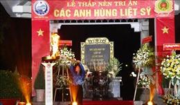 Tuổi trẻ Tây Ninh, Sơn La thắp nến tri ân các Anh hùng liệt sỹ