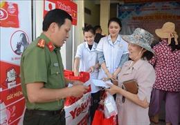 Thăm khám, phát thuốc miễn phí cho các đối tượng chính sách tại Đà Nẵng