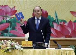 Toàn văn bài phát biểu của Thủ tướng Nguyễn Xuân Phúc tại cuộc gặp mặt trí thức, nhà khoa học, văn nghệ sĩ