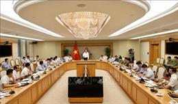 Tổ công tác của Thủ tướng làm việc với các bộ về nợ đọng văn bản