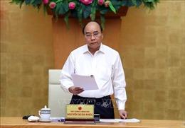 Thủ tướng chủ trì họp trực tuyến về giải ngân vốn đầu tư công