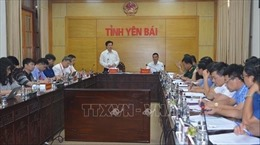 Kiểm tra công tác chuẩn bị Kỳ thi tốt nghiệp THPT tại Yên Bái