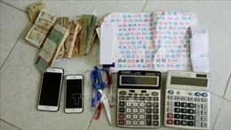 Triệt xóa một tụ điểm bán số đề ở thành phố Châu Đốc