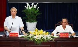Thường trực Ban Bí thư: Bạc Liêu xây dựng nội bộ đoàn kết, thống nhất cao
