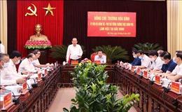 Đẩy nhanh tiến độ thực hiện các dự án đầu tư xây dựng kết cấu hạ tầng kinh tế - xã hội tại Bắc Ninh