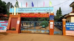 Thi THPT 2020: Nghiêm túc tổ chức thi lại cho thí sinh ở Bắc Ninh, Bình Phước