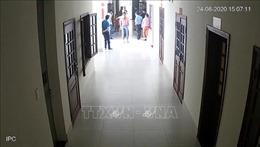 Bình Phước: Bị xử tù giam, bị cáo mang thuốc trừ sâu đến trụ sở tòa án gây rối, hù dọa thẩm phán