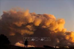 Cháy rừng lan mạnh tại California, hàng chục nghìn người phải đi sơ tán