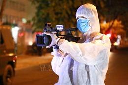 Đà Nẵng: Tác nghiệp an toàn giữa tâm dịch COVID-19