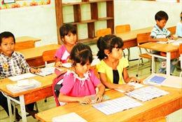 Khánh Hòa tăng cường dạy tiếng Việt cho trẻ em dân tộc thiểu số