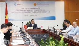 Việt Nam - Nhật Bản thúc đẩy hợp tác thương mại, công nghiệp và năng lượng