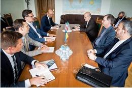 Iran và Ukraine đàm phán về vụ bắn nhầm máy bay
