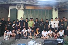 Lào Cai: Bắt giữ 21 đối tượng có lệnh truy nã của Công an Trung Quốc