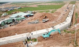 Hạn chế đông người khi chi trả đền bù thu hồi đất dự án sân bay Long Thành