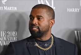 Rapper Kanye West ghi tên tại bang Ohio